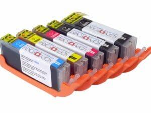 Food cartridges PGI-550 / CLI-551